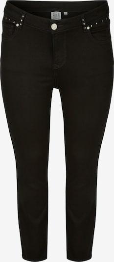 Rock Your Curves by Angelina K. Jeans in de kleur Zwart, Productweergave