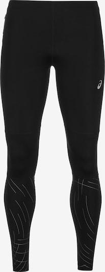 ASICS Sporthose in schwarz / weiß, Produktansicht