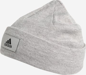 pilka ADIDAS PERFORMANCE Sportinė kepurė 'AMPLIFIER'