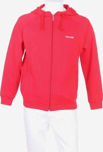 Reebok Sport Hoodie-Jacke in M in rot, Produktansicht