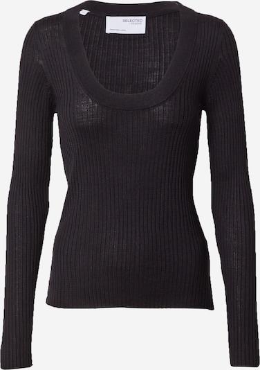 SELECTED FEMME Pullover  'COSTA' in schwarz, Produktansicht