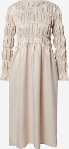 Love Copenhagen Evening Dress 'Tusma' in Beige
