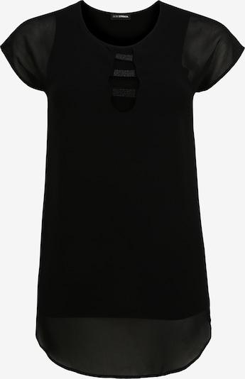 Doris Streich Bluse mit Nieten-Besatz in schwarz, Produktansicht