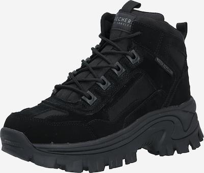 Suvarstomieji kulkšnis dengiantys batai 'Street Blox' iš SKECHERS , spalva - juoda, Prekių apžvalga