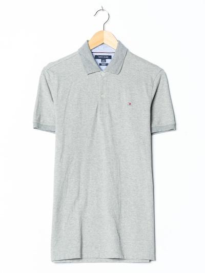 TOMMY HILFIGER Polohemd in M in graumeliert, Produktansicht