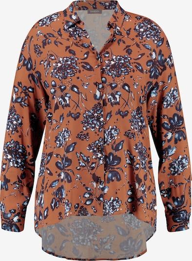 SAMOON Hemdbluse in mischfarben, Produktansicht