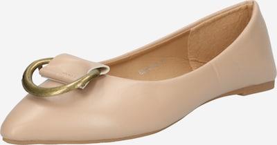 Balerini 'ELEVATE' Raid pe auriu / roz pudră, Vizualizare produs