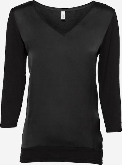 Soyaconcept Camiseta en negro, Vista del producto