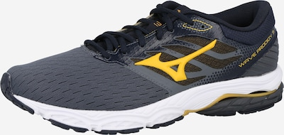 MIZUNO Running Shoes 'WAVE PRODIGY 3' in marine blue / Dusty blue / Yellow, Item view