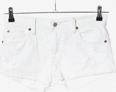 RALPH LAUREN Shorts in XXS in weiß, Produktansicht