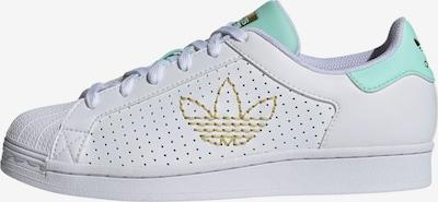 Sneaker low 'Superstar' ADIDAS ORIGINALS pe alb, Vizualizare produs