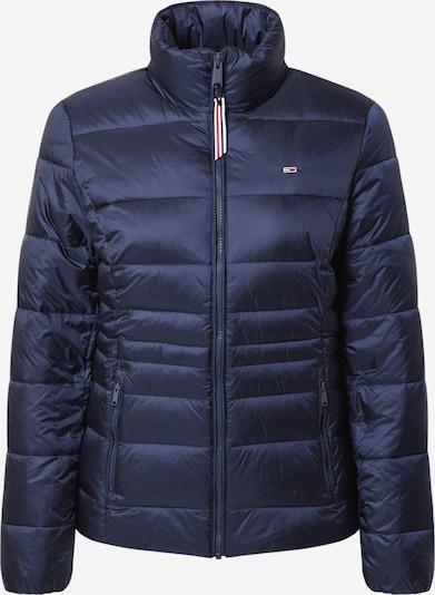Tommy Jeans Jacke in navy / hellrot / weiß, Produktansicht