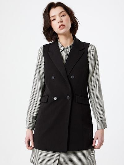 Vestă de costum 'Ivy' VERO MODA pe negru, Vizualizare model