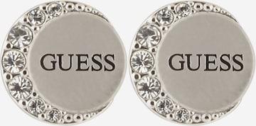 GUESS Fülbevalók - ezüst