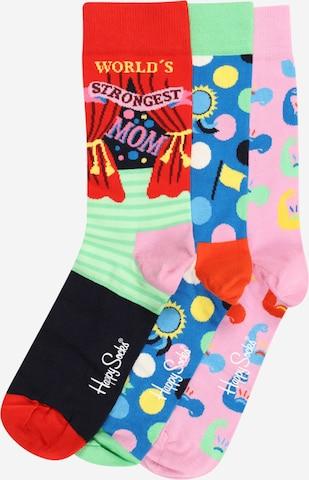 Happy Socks Socks in Mixed colours