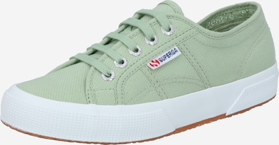 SUPERGA Sneaker in mint, Produktansicht