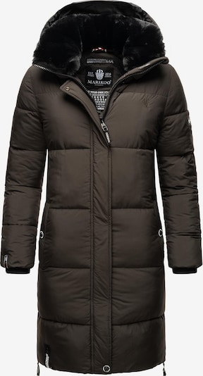 MARIKOO Winter Coat in Anthracite, Item view
