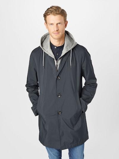 Cappotto di mezza stagione 'Yanek' JOOP! di colore blu cobalto / grigio sfumato, Visualizzazione modelli
