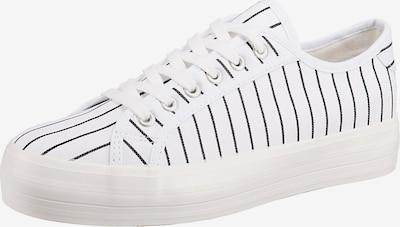 SuperCracks Sneaker 'Donna' in schwarz / weiß, Produktansicht
