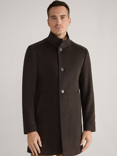 JOOP! Winterjas 'Maron' in de kleur Bruin, Modelweergave