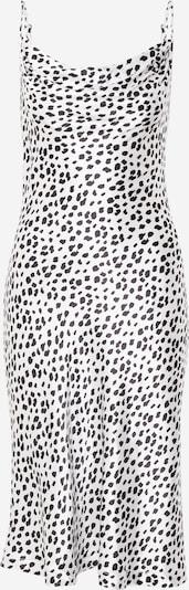 Closet London Robe en noir / blanc cassé, Vue avec produit