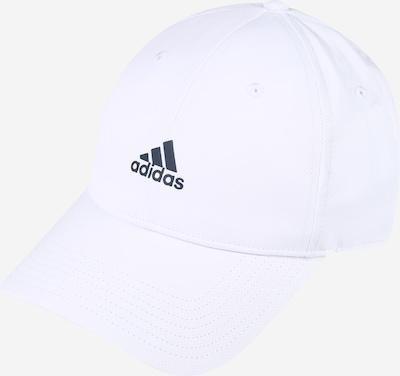 adidas Golf Casquette de sport en bleu foncé / blanc, Vue avec produit
