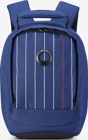DELSEY Rucksack 'Securban' in Blau
