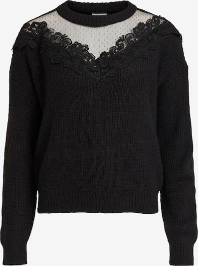 VILA Sweater in Black, Item view