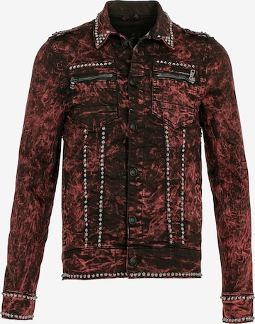 CIPO & BAXX Jeansjacke 'CAIN TWO' in Rot