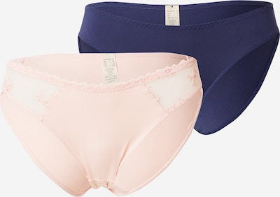 Dorina Slip in blau / pink, Produktansicht
