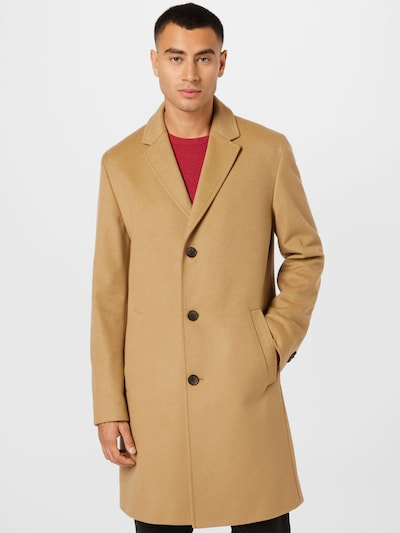 Palton de iarnă 'Malte' HUGO pe nisipiu, Vizualizare model