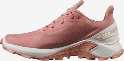SALOMON Chaussure de sport en rose ancienne / blanc, Vue avec produit