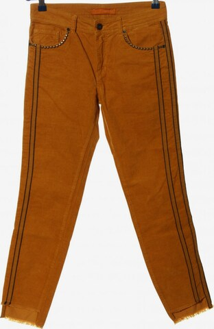 STEHMANN Cordhose in S in Orange