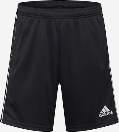 ADIDAS PERFORMANCE Trainingsshort 'Core 18' in schwarz, Produktansicht