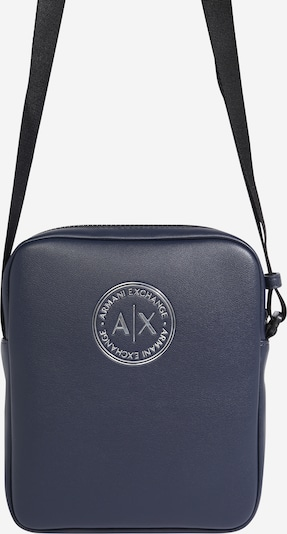 ARMANI EXCHANGE Taška přes rameno - modrá, Produkt