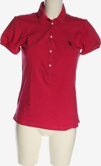 U.S. POLO ASSN. Polo-Shirt in L in rot, Produktansicht