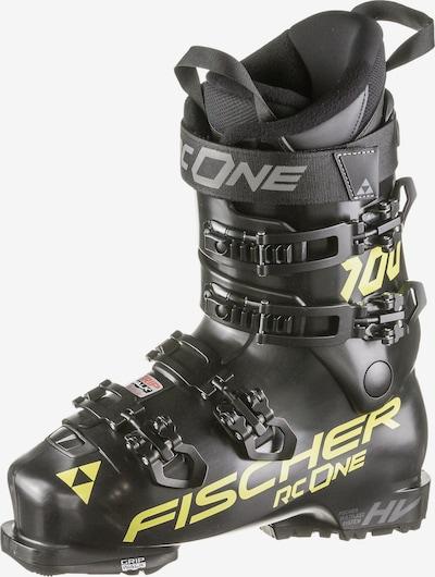 FISCHER Skischuhe 'Ranger One 100X' in gelb / schwarz, Produktansicht