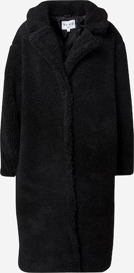 NA-KD Manteau d'hiver en noir, Vue avec produit