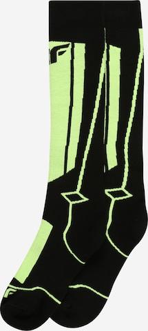 4F Socks in Black