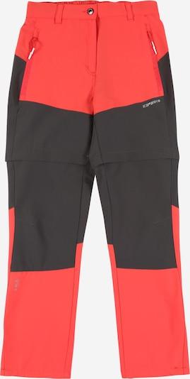 ICEPEAK Outdoorové nohavice 'KANO' - tmavomodrá / červená, Produkt