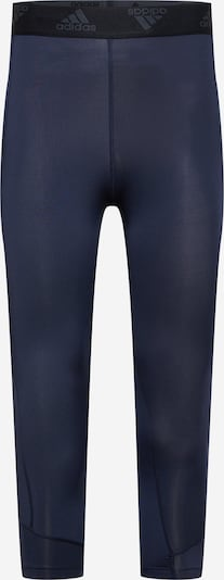 ADIDAS PERFORMANCE Sports trousers 'Techfit' in dark blue, Item view