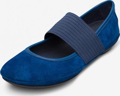 CAMPER Ballerinas in blau, Produktansicht