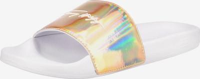 Zoccoletto TOMMY HILFIGER di colore oro / bianco, Visualizzazione prodotti