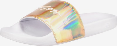 TOMMY HILFIGER Pantofle - zlatá / bílá, Produkt