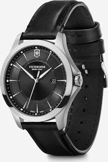 VICTORINOX Analoog horloge in de kleur Zwart / Zilver, Productweergave