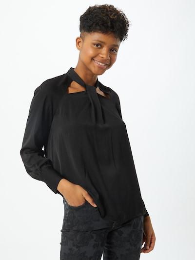 GUESS Bluse 'Florentina' in schwarz, Modelansicht