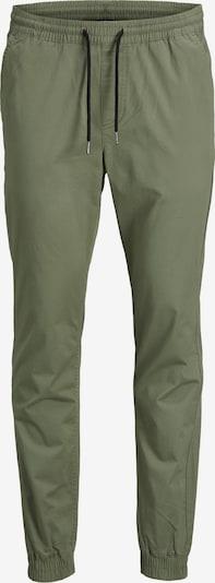 Jack & Jones Junior Pantalon 'Gordon' en olive, Vue avec produit
