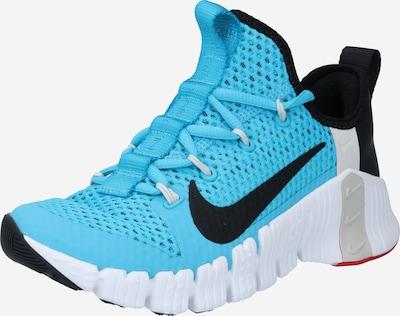 NIKE Športová obuv 'Free Metcon 3' - tyrkysová / čierna / biela, Produkt
