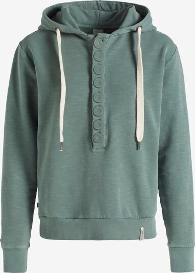 khujo Sweatshirt ' KEIKI ' in grün, Produktansicht