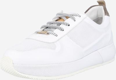 Sneaker bassa Fred de la BretoniÈre di colore bianco, Visualizzazione prodotti